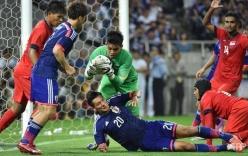 Các đội bóng Đông Nam Á thua muối mặt tại vòng loại World Cup 2018