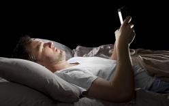 iPhone khiến người dùng dễ mất ngủ hơn