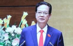 Thủ tướng Nguyễn Tấn Dũng trả lời chất vấn về tình hình phức tạp trên Biển Đông
