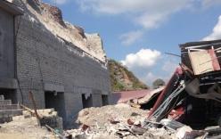 Hải Phòng: Sập tường lò vôi, 3 người chết