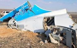 IS: máy bay Nga rơi ở Ai Cập không phải mục tiêu ban đầu