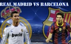 Real Madrid vs Barcelona lúc 0h15 ngày 22/11: Siêu kinh điển