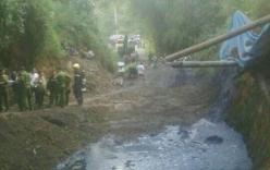 Tìm thấy thi thể nạn nhân sập hầm ở Hòa Bình