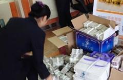 Mang 9 thùng tiền lẻ 1,4 tỷ đồng đi mua nhà