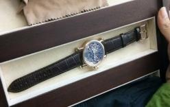 Đại gia Hà Nội đặt mua đồng hồ 3 tỷ đồng đẳng cấp
