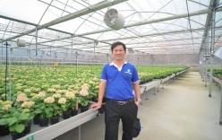 Kĩ sư tin học kiếm 900 triệu/tháng nhờ bán hoa tươi