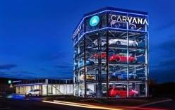 Lạ mắt với máy bán ô tô tự động