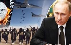 Nga không kích ồ ạt,