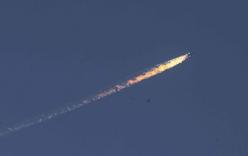 Chiến đấu cơ Nga bị Thổ Nhĩ Kỳ bắn hạ