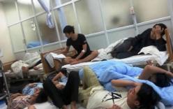 82 công nhân Formosa Hà Tĩnh nhập viện vì ngộ độc thực phẩm