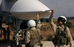 Phe nổi dậy Syria tuyên bố bắn chết hai phi công Nga khi nhảy dù