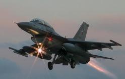 Sức mạnh của tiêm kích đa nhiệm F-16 vừa bắn hạ cường kích Su-24 Nga