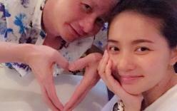 Facebook sao Việt: Phan Như Thảo hạnh phúc bên chồng