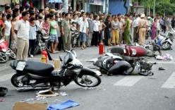 Sau 11 tháng, gần 8.000 người chết vì tai nạn giao thông