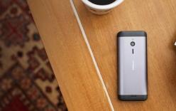 Nokia 230 vỏ nhôm, không thông minh, giá 55USD