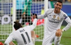 Tổng hợp trận đấu Shakhtar Donetsk 3-4 Real Madrid: Ronaldo tỏa sáng