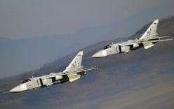 Thổ Nhĩ Kỳ nói không biết Su-24 bị bắn hạ là của Nga