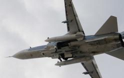 Toàn cảnh vụ máy bay Nga bị Thổ Nhĩ Kỳ bắn hạ