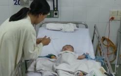 Bé sơ sinh bị đâm xuyên não có thể sẽ phẫu thuật lại