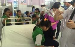 Bình Dương: Hàng chục học sinh phải nhập viện vì ngộ độc thực phẩm