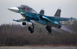 Nga điều động thêm 10 chiến đấu cơ đến Syria sau vụ Su-24