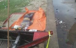 Phát hiện thi thể người đàn ông trôi dạt vào bờ biển