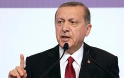 Tổng thống Thổ Nhĩ Kỳ tuyên bố không xin lỗi Nga