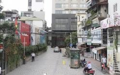 Nghịch lý tại Hà Nội : chung cư cao cấp không có lối đi