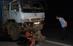 Xe tải đâm công nông xẻ làm đôi: 5 người chết, 9 người bị thương