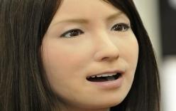 Nàng robot quyến rũ nhất thế giới