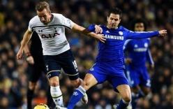 Trực tiếp Tottenham 0-0 Chelsea: Derby thành London