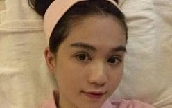 Facebook sao Việt: Ngọc Trinh: