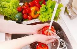 Cách rửa rau đúng cách và an toàn