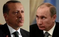 Putin sẽ gặp Tổng thống Thổ Nhĩ Kỳ ở Paris sau vụ Su-24?