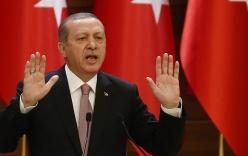 Tổng thống và quân đội Thổ đang bất hòa về vụ bắn hạ máy bay Nga