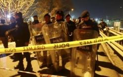 Ga Thổ Nhĩ Kỳ bị đánh bom vào giờ cao điểm