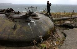 Nga xây căn cứ quân sự hiện đại trên đảo tranh chấp với Nhật