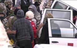 Video: Vợ cũ của thủ lĩnh IS được Lebanon mang ra đổi lấy 16 tù nhân