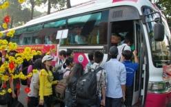 Tin giao thông ngày 3/12: Không để hành khách chậm về quê đón Tết
