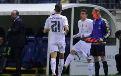 Real Madrid chính thức bị loại khỏi Cúp nhà vua Tây Ban Nha