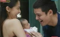 Mỹ nhân đẹp nhất Philippines cảm ơn truyền thông Việt Nam đưa tin về con gái