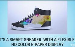 Đôi giày thông minh tự thay đổi thiết kế giá 9 triệu