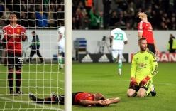Tổng hợp lượt trận Champions League diễn ra đêm qua: MU bị loại