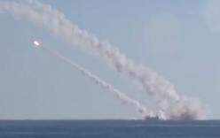 Video: Tàu ngầm Nga lần đầu phóng tên lửa hủy diệt IS