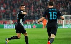 Tổng hợp trận đấu Olympiacos 0-3 Arsenal: Lách qua