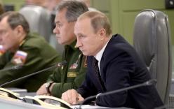 Nga cân nhắc dùng vũ khí hạt nhân để chống IS