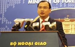 Việt Nam yêu cầu Đài Loan chấm dứt ngay hành động vi phạm chủ quyền