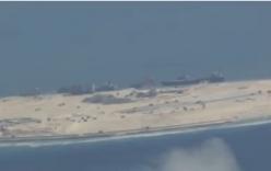 Video: Phóng viên BBC do thám đảo nhân tạo TQ xây trái phép trên Biển Đông