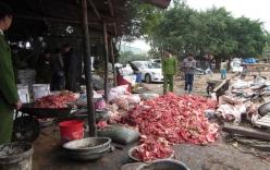 Hà Nội: Kinh hoàng phát hiện hơn 60 tấn da trâu bò, mỡ bẩn