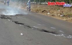 Tai nạn giao thông ở Bình Phước, 2 nam thanh niên chết thảm